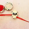 Cute Panda Rakhi for Kids