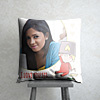 Cute Personalized Cushion for Sister