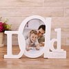 Dad I Love You Personalized Photo Frame