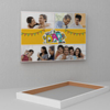 Dad's Love Personalized A3 Canvas