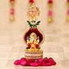 Decorated Lord Ganesha Idol