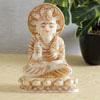 Delightful Marble Buddha Idol