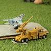 Die Cast Military Equipments Vehicle Playset