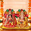 Divine Laxmi Ganesha Idols