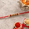 Divine Rudraksh Rakhi Thread