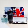 Dunhill London Gift Set with Silver Pen & Cufflink Hamper