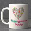Enjoy Life Personalized Anniversary Mug