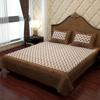Ethnic Bed Sheet in Beige