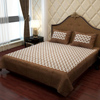 Ethnic Bed Sheet in Beige