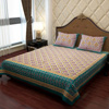 Ethnic Printed Bed Sheet