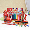 Fabric Paints for Kids & a Stationery Set