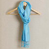 Fashionable Stole in Classic Azure