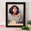 Fashionista Personalized A3 Photo Frame