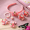 Floral Design Kids Hair Accessories