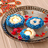 Floral Floating Set Of 3Diyas