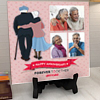 Forever Together Personalized Anniversary Tile