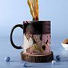 Forever Young Couple Anniversary Magic Mug