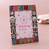 FRIENDS FOREVER Message Metal Photo Frame