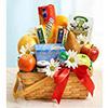 Fruits and Gourmet Basket