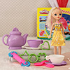 Funskool Play-Doh Tea For Two with Baby Doll