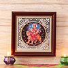 Goddess Durga Framed Picture