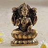 Goddess Lakshmi Fridge Magnet