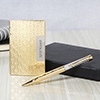 Gold 2 in 1 Personalized Gift Set
