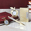 Gold 4 in 1 Personalized Gift Set