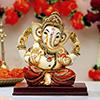 Graceful Lord Ganesha Idol