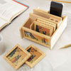 Handcrafted Traditional Pen Holder