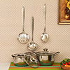 Handi Cookware Set with 3 Kitchen Tools