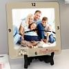 Happy Family Personalized Anniversary Clock