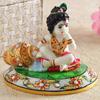 Heartwarming Lord Krishna Idol