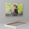 Holding Hands Forever Personalized A3 Canvas