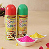 Holi Gulal and Spray Combo