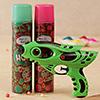 Holi Spray Colors with Pichkari