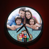 Home Sweet Home Personalized LED Clock