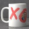 Hugs & Kisses Personalized Mug