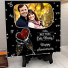 I do, me too Personalized Anniversary Tile