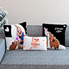 I Love You Mom Personalized Cushion Set