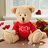 I Love You Personalized Teddy