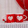 In Love Coffee Mugs Set of 2