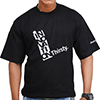 Innovation Thirsty T Shirts Black