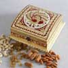 Intricately Designed Traditional Dry Fruit Box