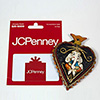 J.C. Penney $25 Gift Card with Leaf Ganesha Wall Hanging