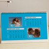 Journey of Togetherness Personalized Desk Calender (A4)