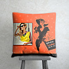 Just For You Personalized Birthday Cushion