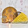 Karwachauth Pooja Kit in Yellow