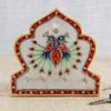 Key Chain Holder with Traditional Kundan Work