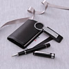 Keychain With Card Holder & Pen Set